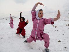 Community Self Defense Training in China