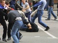 Street Fight BJJ Loss